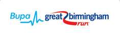 BUPA Great Birmingham Run